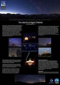 TWAN Poster | Astronomy 2009