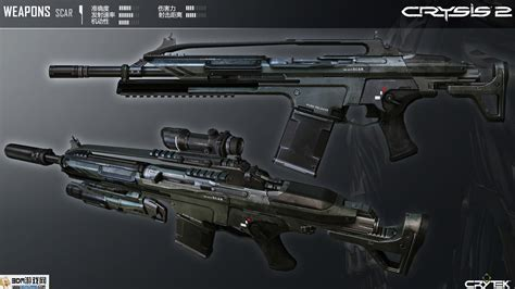 《孤岛危机2》各武器属性详尽表一览完整页_乐游网
