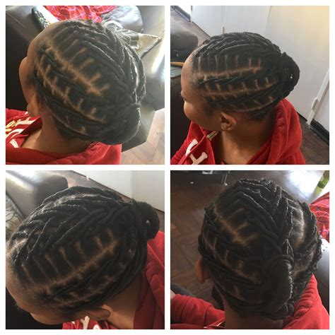 South Africa Free Hand Hairstyles For Kids