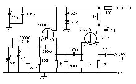 Radio Circuits Blog Marathon Low Power Transmitter
