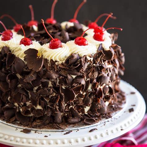 black forest cake  evil twins kitchen