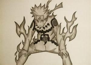 Naruto Kyuubi Sennin Mode Png | New Calendar Template Site