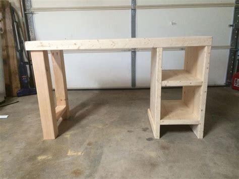 membuat meja belajar kayu sederhana