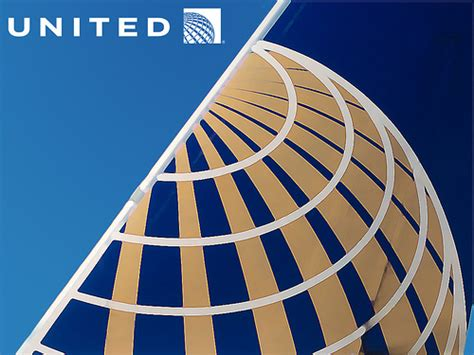 United Airlines — Airbus A320 Tail Poster | Flickr - Photo ...