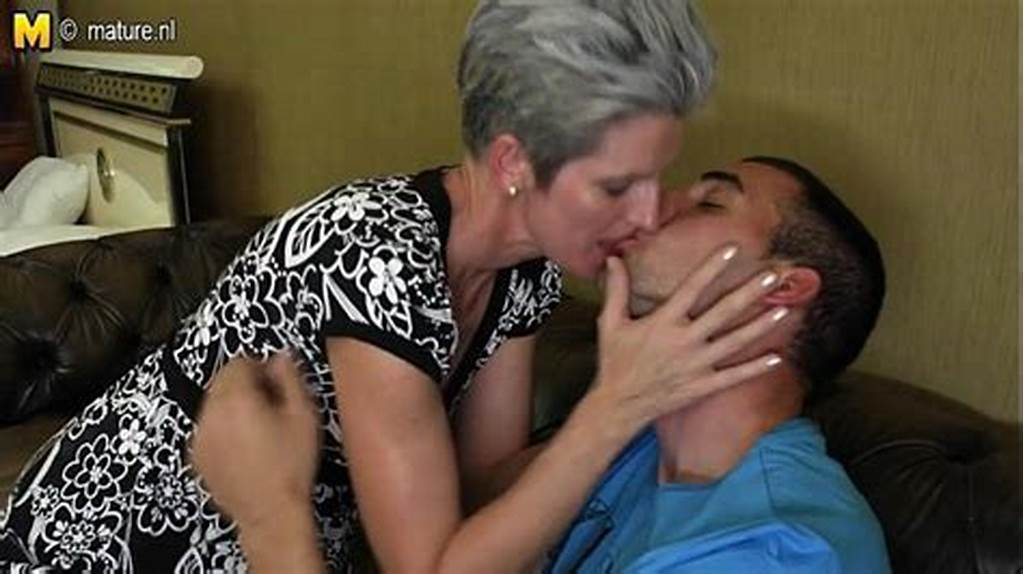 #Skinny #Mom #Makes #Love #To #Her #Son'S #Hard #Cock