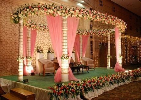 awesome indian wedding stage decoration ideas paperblog