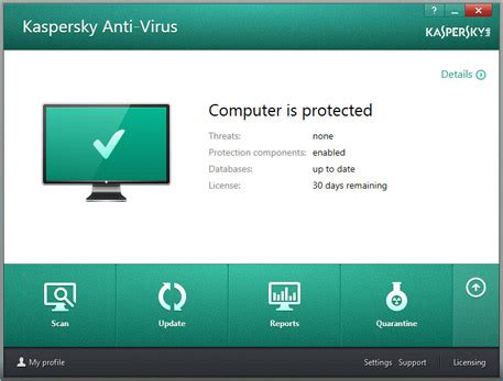 Karanpc idm software download free full version has a smart download logic accelerator and increases download speeds by up to 5 times, resumes and schedules downloads. Download Kaspersky Antivirus 2016 Free 30 Days Trial Version