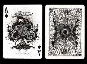 Bicycle Karnival Playing Cards