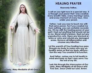 Prayer Healing to Mama Mary | Prayer Healing | Pinterest ...