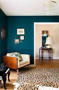Deco Bleu Canard : deco bleu canard et gris ~ Teatrodelosmanantiales.com Idées de Décoration