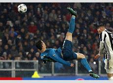 LeBron praises Ronaldo's 'nasty' bicycle kick goal vs Juve