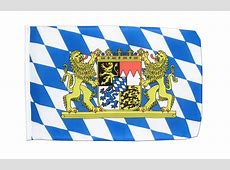 Small Bavaria lion Flag 12x18
