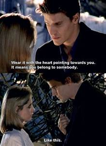 Love Buffy And Angel Quotes. QuotesGram