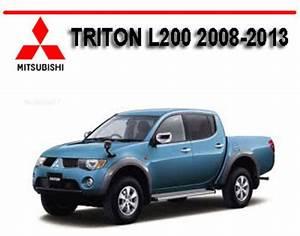 Mitsubishi Triton L200 2008