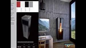 Poele A Granule Design : design poele calux le sp cialiste du po le granul s et ~ Dailycaller-alerts.com Idées de Décoration