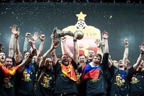 Die köpenicker hatten sich am ende der vergangenen saison in einem fotofinish gegen borussia durchgesetzt im. Handball Champions League Auslosung: Titelverteidiger ...