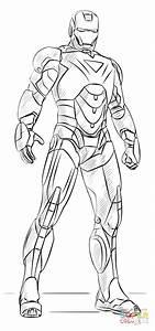 Disegni Iron Man Da Colorare Con Alimentazione Da Colorare ...