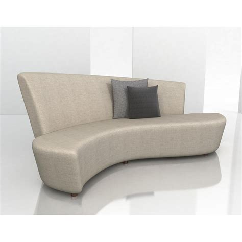 Small Contemporary Sofas by 2019 Small Curved Sectional Sofas Sofa Ideas