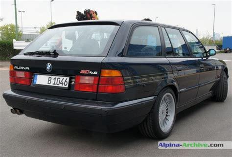 alpina archive car profile bmw alpina   touring
