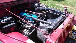 94 Jeep Wrangler 2 5l