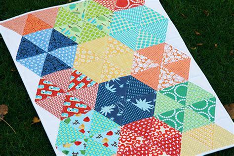 quilting  triangles part  design weallsew