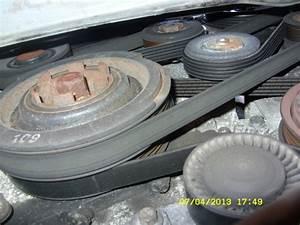Alternator And Ac Belt Remove And Refit Diesel Models