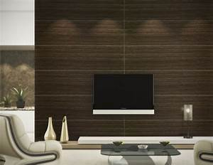 Dark Oak Wood Wall Panels