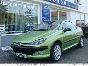 Peugeot 206 Cc Occasion : v hicules d 39 occasions peugeot 206 cc en alsace achat et vente de v hicules d 39 occasions peugeot ~ Gottalentnigeria.com Avis de Voitures