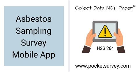 mobile asbestos survey reports software asbestos surveying