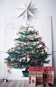 Ikea Stoffe 2014 : rboles de navidad diy ideas para decorar tu rbol navide o ~ Markanthonyermac.com Haus und Dekorationen