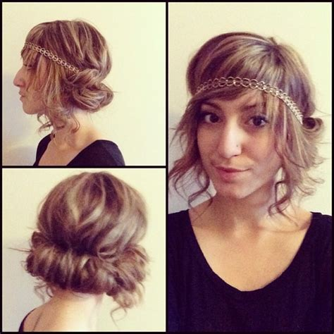 1920 Updo Hairstyles by 1920s Hairstyles Hair Flappers Hairstyle For