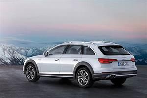 Audi Allroad A4 : audi unveils 2017 a4 allroad quattro ~ Medecine-chirurgie-esthetiques.com Avis de Voitures