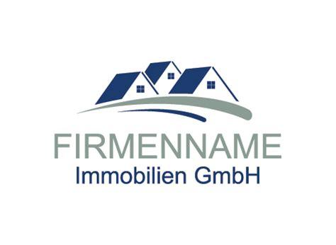 Immobilien Logo, Haus Logo, Makler Logo, Malen Logo