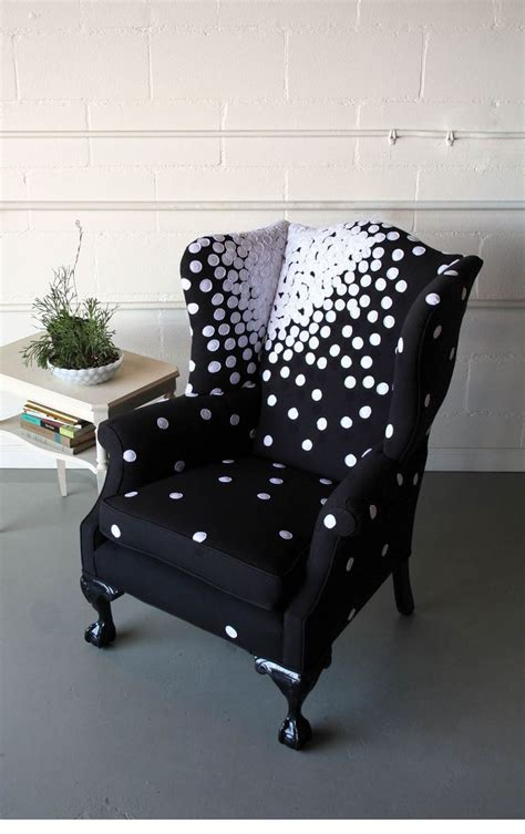stylized wingback chair unique chairs design unique