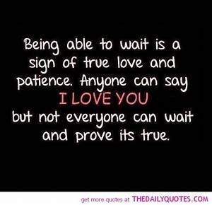 Waiting For Quotes About Love. QuotesGram