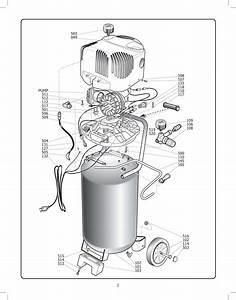 Husky H15123tk Air Compressor Parts