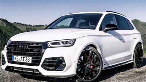 2019 Audi Sq5 by Abt Audi Sq5 2019
