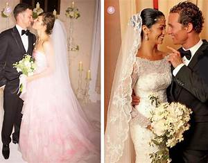 fashion celebrity wedding gowns exquisite weddings With celebrity wedding photographer