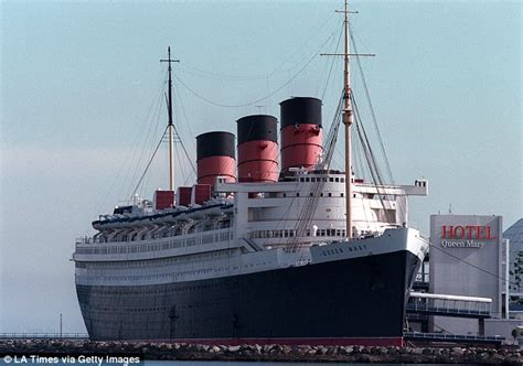 Queen Mary Ship Sinking  wwwpixsharkcom Images