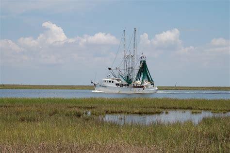 Shrimp Boat History by Shrimp Boat On Bayou Lafourche My Cajun Heritage