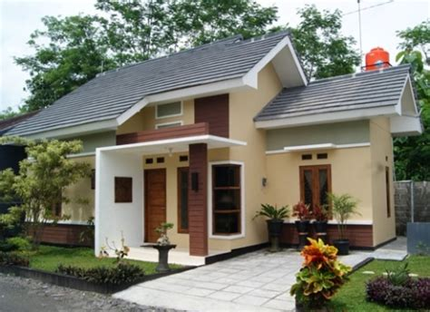 gambar rumah minimalis sederhana terkini