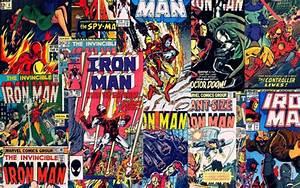Wallpaper con Cómics Iron man. - Wallpapers - Wallpapers