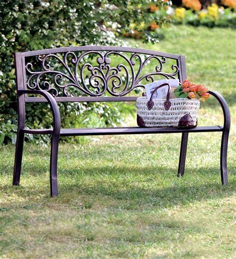 lawn comfort gartenmöbel wooden bench 48 creative ideas garden design and