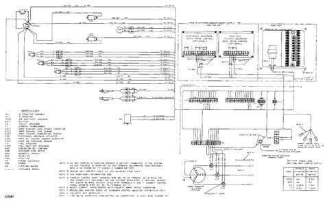 Caterpillar Wiring Diagram