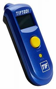 Tif 7201 Pocket Ir Thermometer
