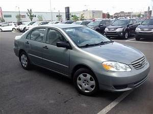 Used 2004 Toyota Corolla Ce B Pkg Auto A  C For Sale In
