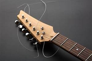A Guide To Different Guitar Strings