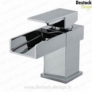 Robinet Lavabo Cascade : achat en ligne notre robinet cascade lavabo ~ Edinachiropracticcenter.com Idées de Décoration