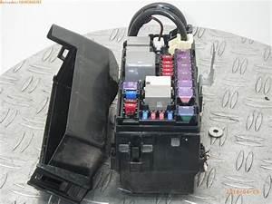 Daihatsu Copen Fuse Box