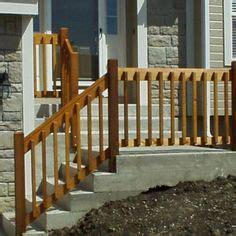 build  basic  handrail   deck  balcony